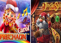 Online Casinos Line-up Interesting Christmas Slots
