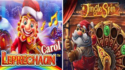 Leprechaun Carol & Jingle Spin