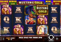 "Pragmatic Play's ""Mustang Gold"" Due January 17th"