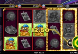 Boom Shakalaka Slot Machine Screenshot 4