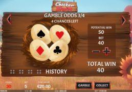 Chicken Storm Slot Machine Screenshot 3