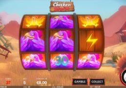 Chicken Storm Slot Machine Screenshot 4