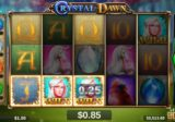 Crystal Dawn Slot Machine Screenshot 1