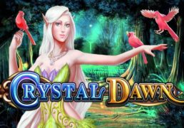 Crystal Dawn Slot Machine Screenshot 3