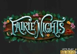 Fairie Nights Slot Machine Screenshot 1