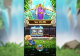 Gem Saviour Sword Slot Machine Screenshot 3