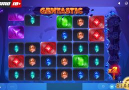 Gemtastic Slot Machine Screenshot 2