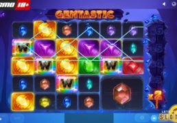 Gemtastic Slot Machine Screenshot 3