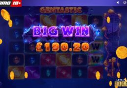 Gemtastic Slot Machine Screenshot 4