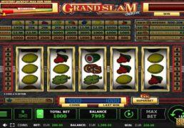 Grand Slam Deluxe Slot Machine Screenshot 2