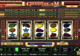 Grand Slam Deluxe Slot Machine Screenshot 3
