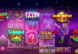 Kings of Vegas Slot Machine Screenshot 3