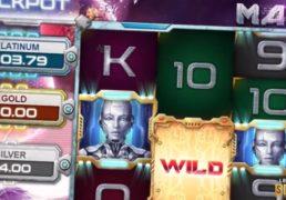 Machina Slot Machine Screenshot 2
