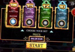Machina Slot Machine Screenshot 3