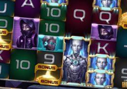 Machina Slot Machine Screenshot 4