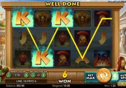 Medusa_s Curse Slot Machine Screenshot 3
