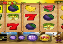 Monkey Money Slot Machine Screenshot 3