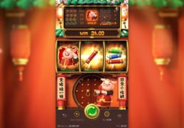 Piggy Gold Slot Machine Screenshot 3