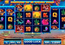 Pinata Bucks Slot Machine Screenshot 2