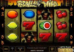 Really Wild Slot Machine Screenshot 2