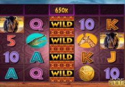 Royal Rhino Slot Machine Screenshot 2