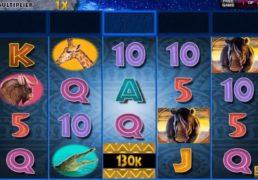 Royal Rhino Slot Machine Screenshot 4
