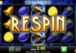 Silverbird Slot Machine Screenshot 2