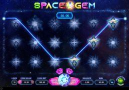 Space Gem Slot Machine Screenshot 2