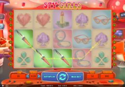 Spy Girls Slot Machine Screenshot 3