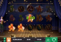 The Great Albini Slot Machine Screenshot 2