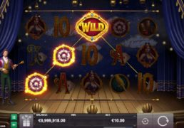 The Great Albini Slot Machine Screenshot 3
