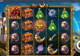 The Wiz Slot Machine Screenshot 1