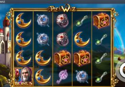 The Wiz Slot Machine Screenshot 4