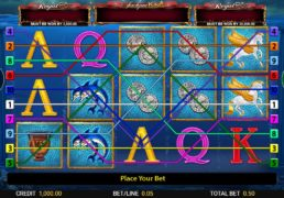 Tridentia Slot Machine Screenshot 2