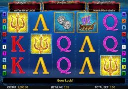 Tridentia Slot Machine Screenshot 4