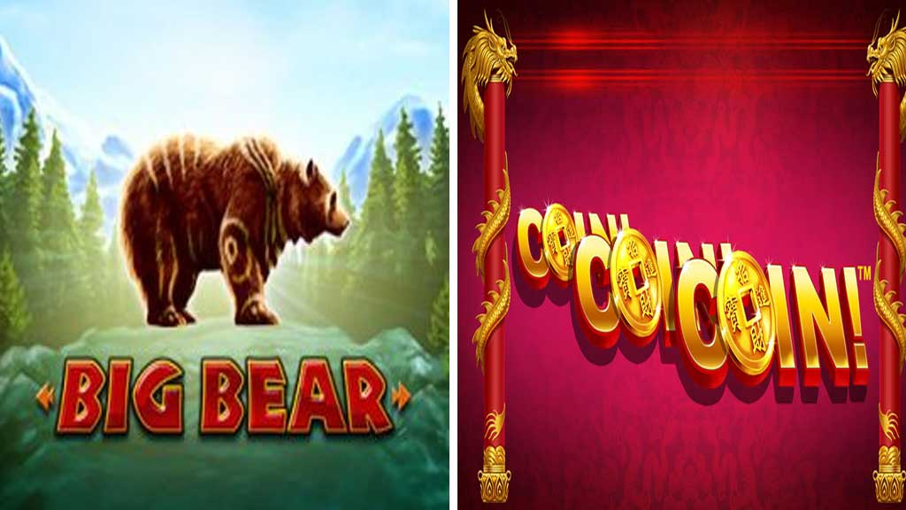 Big Bear & Coin! Coin! Coin!