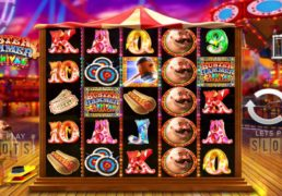 """Buster"" Returns To Action With New Slot Game"