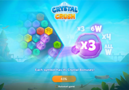 Crystal Crush Screenshot 1
