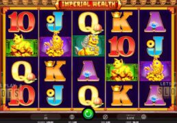 "Go To China With iSoftBet's ""Imperial Wealth"""