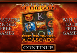 Journey of the Gods Screenshot 3