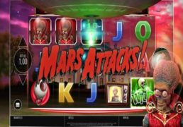 Mars Attacks Screenshot 2