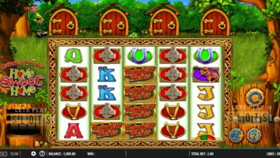 Rainbow Riches: Home Sweet Home