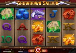 snowdown-saloon screenshot 1