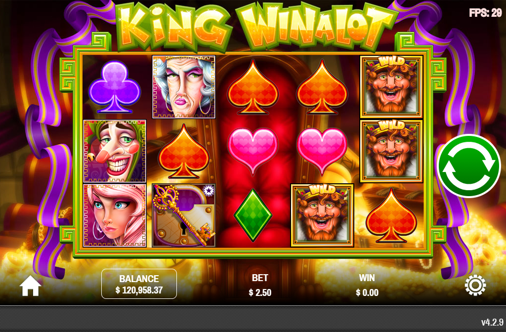 King_Winalot screenshot 1