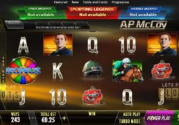 Gallop The Track With Playtech's AP McCoy: Sporting Legends