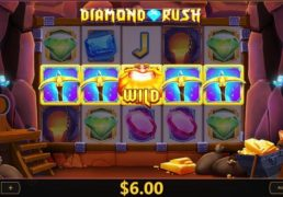 diamond-rush screenshot 2