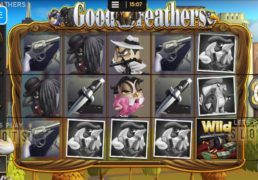 "The Birds Take Over The Mafia In ""Goodfeathers"""