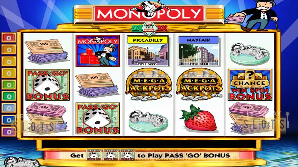 Monopoly: Mega Jackpots