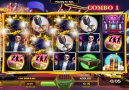 Night-at-KTV-Slot screenshot 3