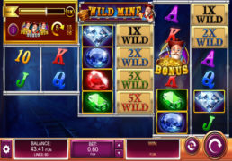 Wild-Mine-Slot screenshot 2